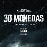 Póster de '30 monedas', serie de Álex de la Iglesia para HBO España