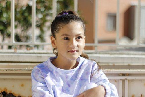 """Soleá en el videoclip de """"Palante"""", su tema para Eurovisión Junior 2020"""