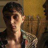 Angelo (Ciro Petrone), herido en el 1x06 de 'Veneno'