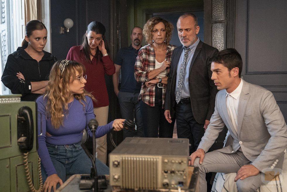 Los Márquez en la cuarta temporada de 'Estoy vivo'