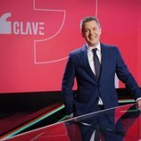 Rogrido Blázquez, presentador de 'laSexta Clave'