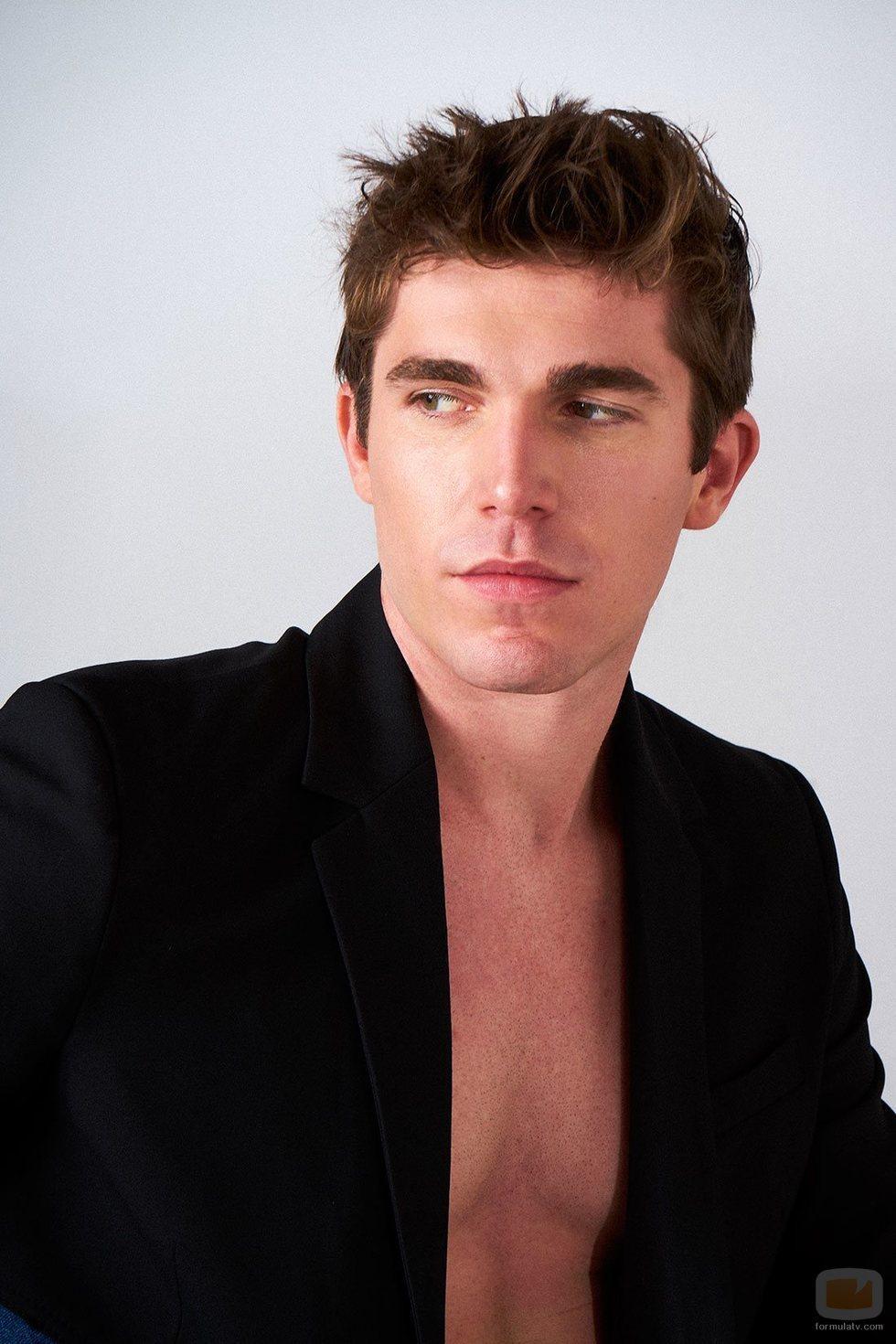 Eric Masip posa sexy para Shangay