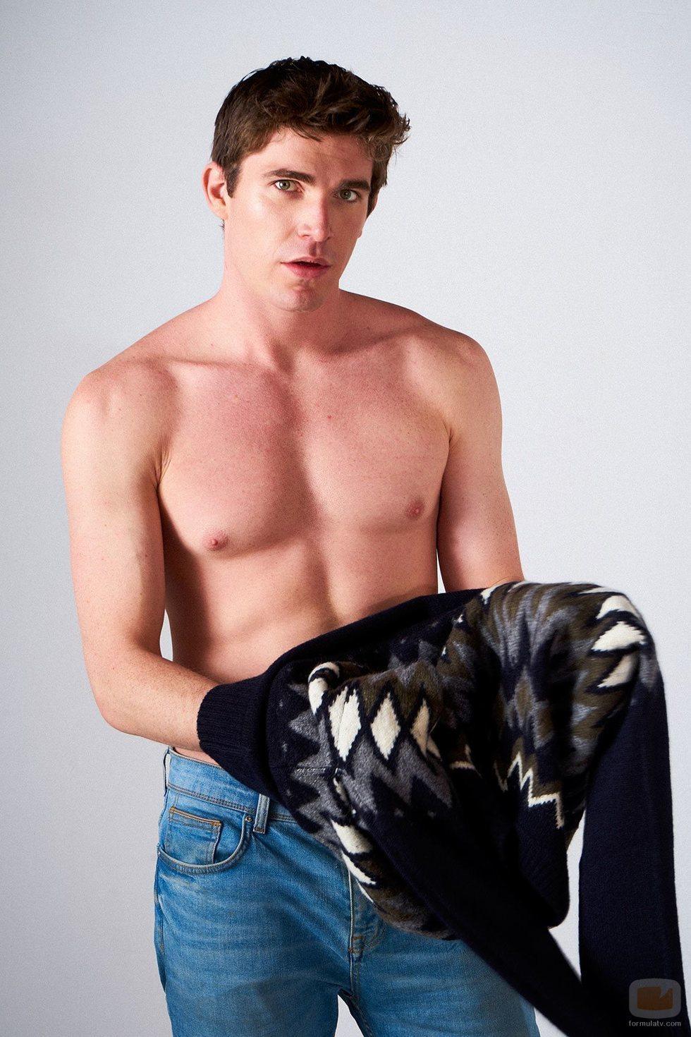 Eric Masip se desnuda para Shangay