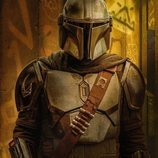 Cartel de 'The Mandalorian' (Temporada 2) con Mando