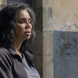Cristina (Isabel Torres), hundida en la prisión en 'Veneno'