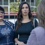 Paca La Piraña y Valeria Vegas, en el capítulo 1x07 de 'Veneno'