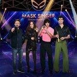Los investigadores de 'Mask Singer: adivina quién canta'