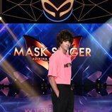 Javier Ambrossi, investigador de 'Mask Singer: adivina quién canta'