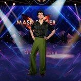Javier Calvo, en el escenario de 'Mask Singer: adivina quién canta'