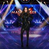 Malú, en el escenario de 'Mask Singer: adivina quién canta'