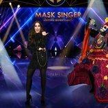 Malú y la Catrina, en 'Mask Singer: adivina quién canta'