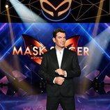 Arturo Valls, presentador de 'Mask Singer: adivina quién canta'