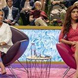 Carmen Borrego y Laura Corbacho en el 1x08 de 'Veneno'