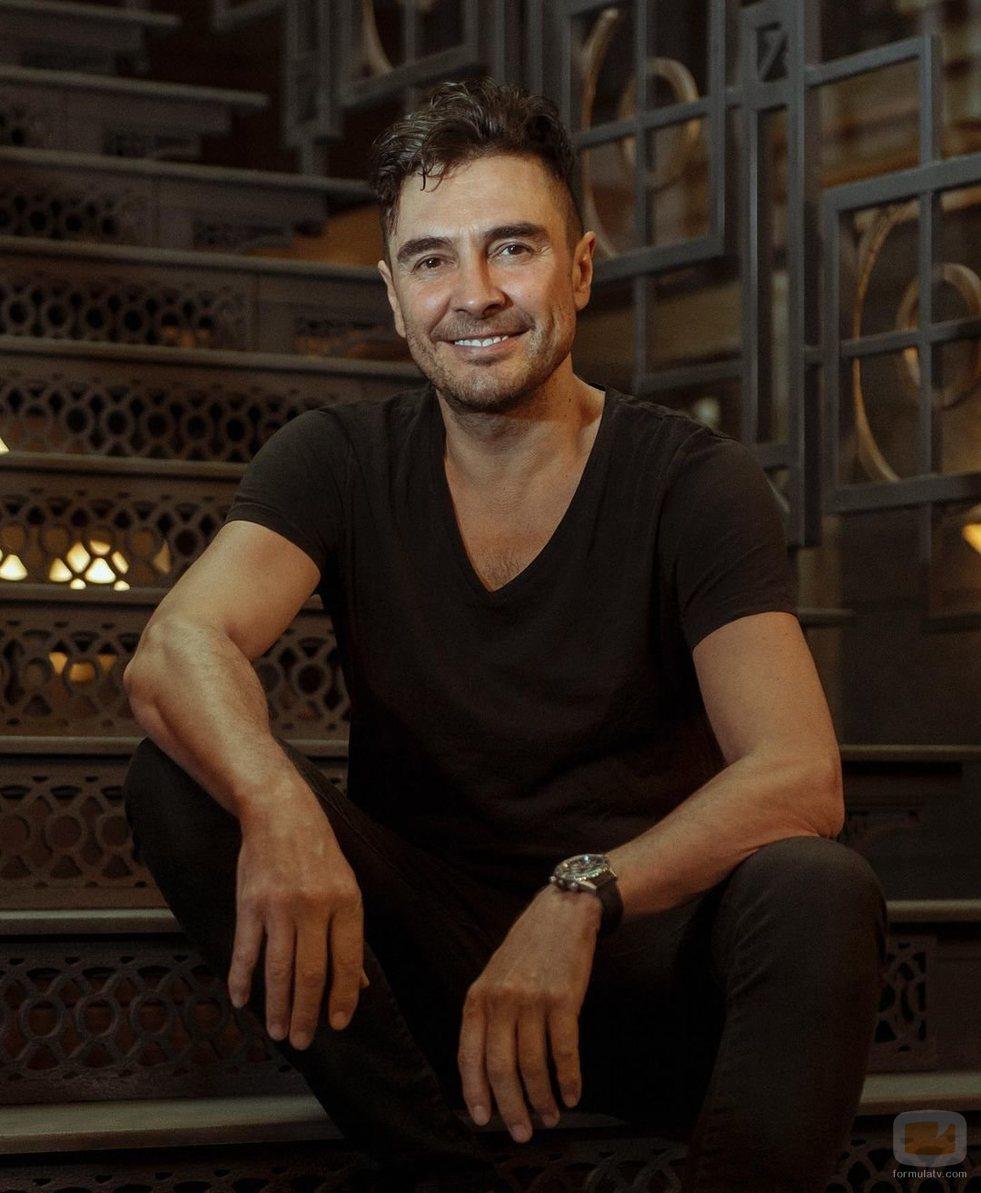 José Manuel Seda, fichaje de la Parte 5 de 'La Casa de Papel'