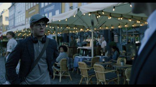 Patrick Criado en la temporada 5 de 'La Casa de Papel'