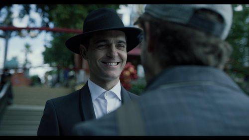 Pedro Alonso como Berlín en 'La Casa de Papel 5'