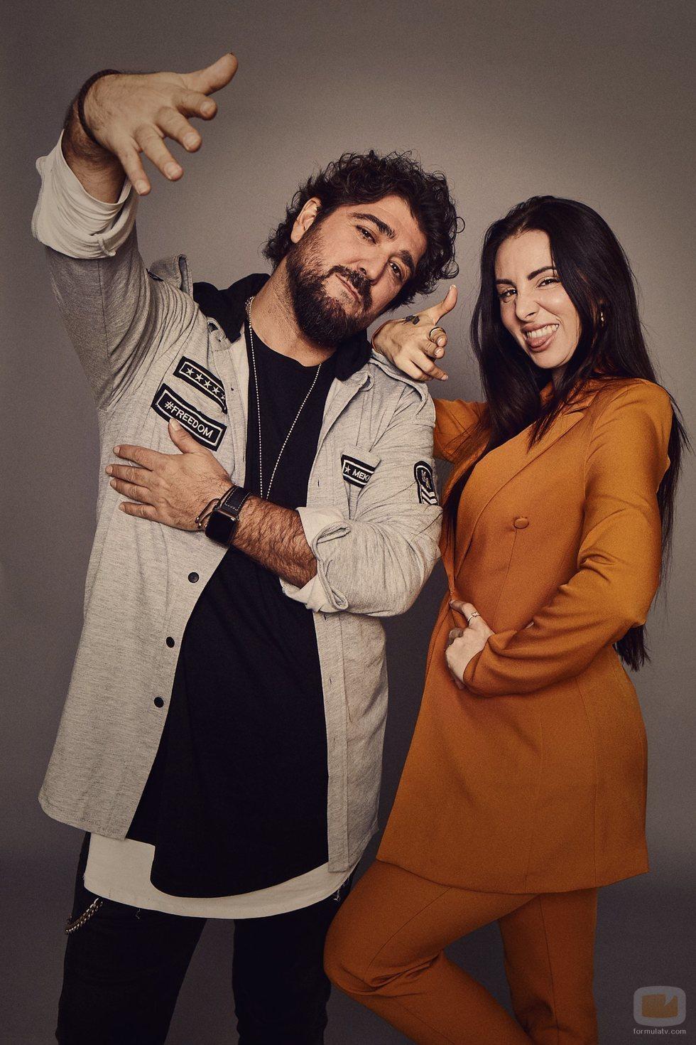 Mala Rodríguez será la asesora de Antonio Orozco en 'La Voz 2020'