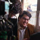 Carlos González es Bob Pop en 'Maricón perdido'