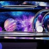 Diseño del escenario de Eurovisión Junior 2020