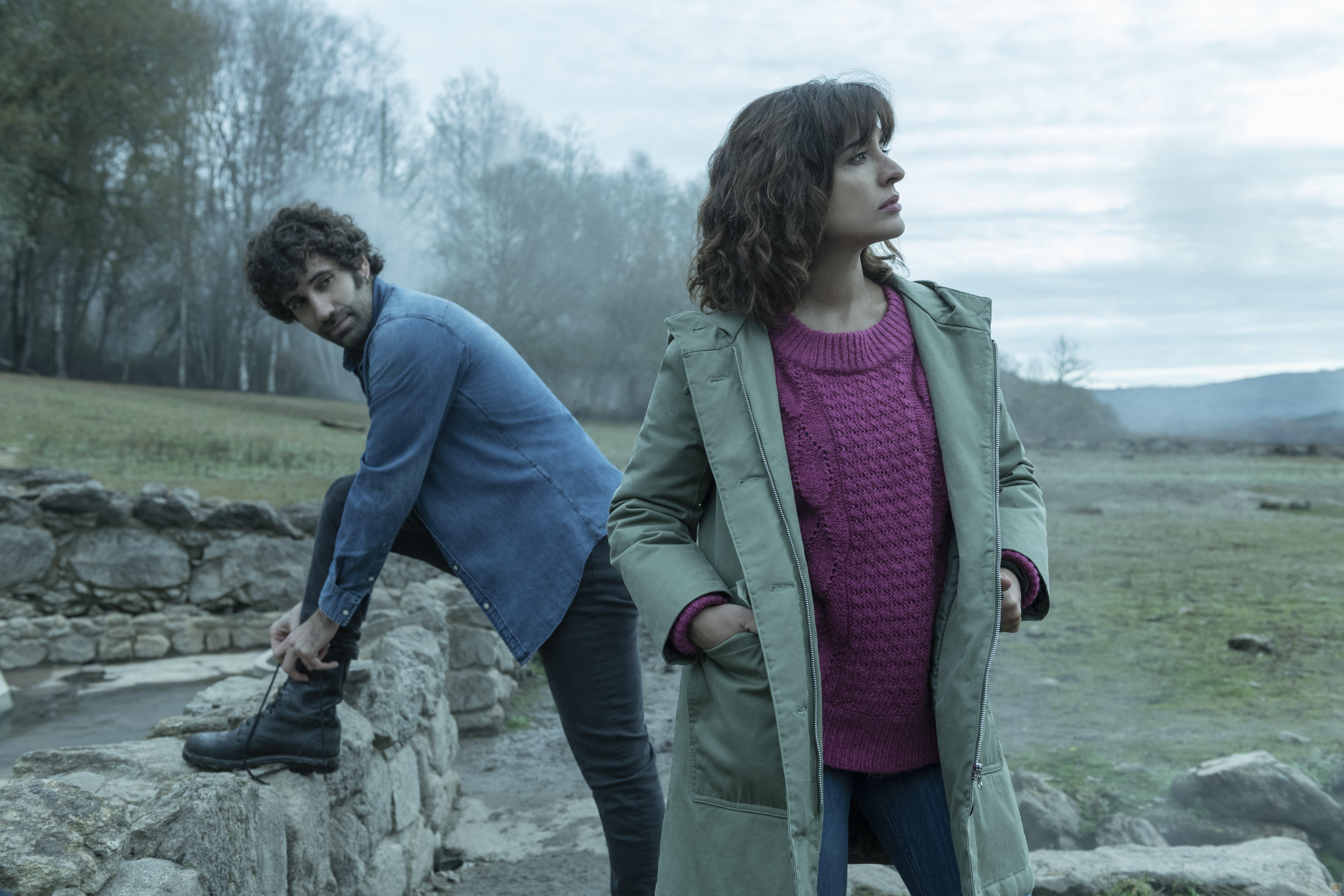 Tamar Novas e Inma Cuesta en 'El desorden que dejas'