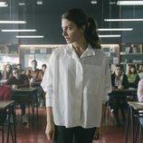 Bárbara Lennie, durante una clase en 'El desorden que dejas'