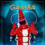 La máscara de Gamba en 'Mask singer: adivina quien canta'