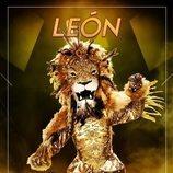 La máscara de León en 'Mask singer: adivina quien canta'