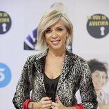 Eva Isanta en la presentación de la temporada 12 de 'La que se avecina'