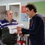 Carlos Areces y Pablo Chiapella en 'La que se avecina'