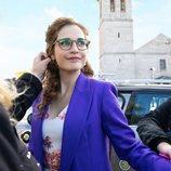 Laura Ledema (Julia), en 'Dos vidas'