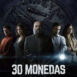 Póster oficial de '30 monedas', serie de Álex de la Iglesia en HBO España