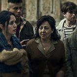 Megan Montaner, Carmen Machi y Javier Bódalo en '30 monedas'