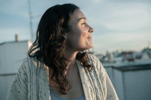 Nadia de Santiago es Lina en 'El tiempo que te doy'