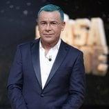 Jorge Javier Vázquez estrena pelo azul en 'La casa fuerte 2'