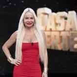 Leticia Sabater, colaboradora de 'La casa fuerte 2'