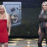 Leticia Sabater y Yola Berrocal, ganadoras de 'La casa fuerte 1'