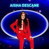 Aisha Descane, semifinalista de la primera gala de 'Idol Kids'