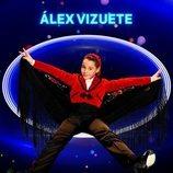 Álex Vizuete, semifinalista de la primera gala de 'Idol Kids'
