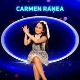 Carmen Ranea, semifinalista de la primera gala de 'Idol Kids'