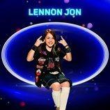 Lennon Jon, semifinalista de la primera gala de 'Idol Kids'
