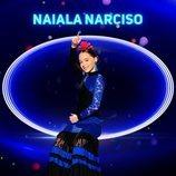 Naiala Narciso, semifinalista de la primera gala de 'Idol Kids'