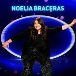 Noelia Braceras, semifinalista de la primera gala de 'Idol Kids'