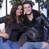 Sonia y Juan Diego, concursantes de 'La casa fuerte 2'