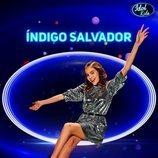 Índigo Salvador, semifinalista de la segunda gala de 'Idol Kids'