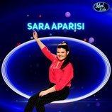 Sara Aparisi, semifinalista de la segunda gala de 'Idol Kids'