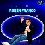 Rubén Franco, semifinalista de la segunda gala de 'Idol Kids'