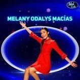 Melany Odalys Macias, semifinalista de la segunda gala de 'Idol Kids'