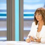 Ana Rosa Quintana en el plató de 'El programa de Ana Rosa' en su temporada 17