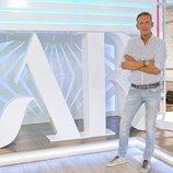 Joaquín Prat en 'El programa de Ana Rosa' en la temporada 17