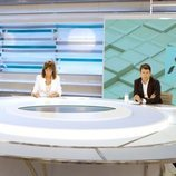 Ana Rosa Quintana en la sección de política de 'El programa de Ana Rosa'